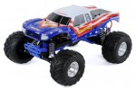 Traxxas Big Foot 1/10th Monstertruck XL-5 TQ (incl bat/chrgr)
